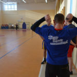 Турнир по футболу среди центров реабилитации